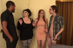 1009825 Cumeatingcuckolds Penny Pax Ready To Swing