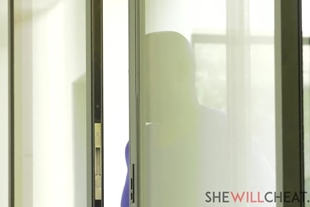 SheWillCheat · Vanessa Sky Wimpy Husband Gets Cucked By