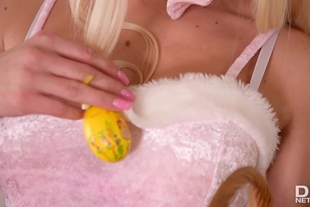 Blanche Barburry · A Naughty Bunny Gets Her Wish