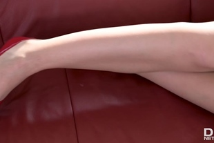 Lovita Fate and Rose · Foot Fetish and Fingering Babes