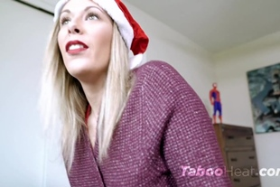 TabooHeat Nikki Brooks & Cory Chase · Mommy Son Christm