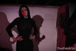 1115228 Thatfetishgirl Humiliating The New Dominatrix In Tow