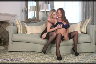 APDNudes · Charley G · Charley And Brookie in Twice The