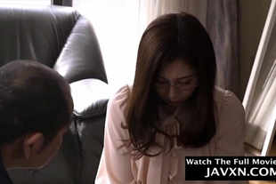 Japanese Teen And Stepdaddy
