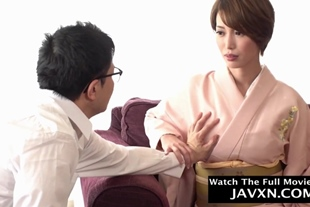 Hot Japanese Mom And Horny Stepson