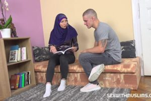 1163351 Bella Angel Sexy Muslim Teacher Gives Special Lesson