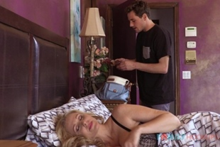 Julia Ann · Fooling Around With Her Stepson in 4K