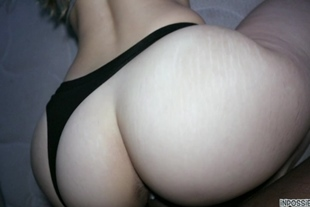 Blonde Pawg With Amazing Body Fucked by Bbc While Watch