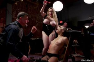 1196897 Slave Gets Waxed And Bdsm Banged