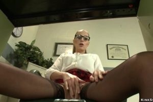 1210018 Squirting Slut Fucks Machines