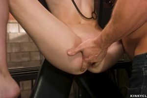 1214447 Tiny Tits Slim Blonde Bdsm Banged