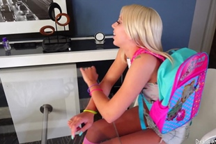 Chanel Grey · Teen Babysitter Gets Filled With Black Babies! Part 1