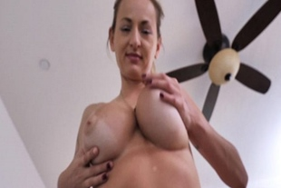 Milf bounces on her stepsons young cock