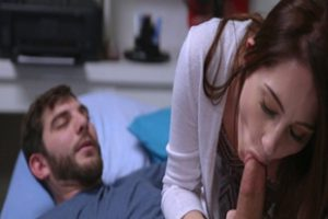 1232548 Nina Skye Happy To Nurse Her Steprother