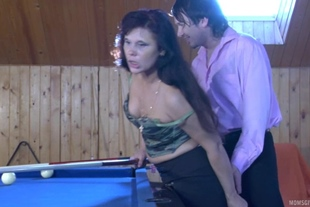 Kathleen & Rolf anal mature in action #2