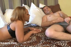 1247703 La France A Poil Black Slut From France Gets Fist Fuc