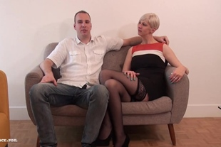 La France A Poil · A Real Amateur Couple With A Greedy
