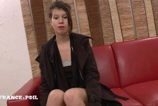 La France A Poil · Stella, 18 Yo, Is Too Tight To Get A