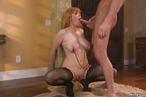 1298161 Natural Wife Anal Fucked In Bondage