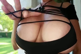 Hot Asian Girl is Horny