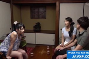 1306386 Horny Grandpa With 2 Stepdaughters