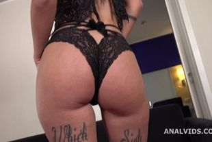 Mr. Anderson's Anal Casting with Alisa Kovi