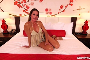 Sexy milf Sofie takes cock in all holes