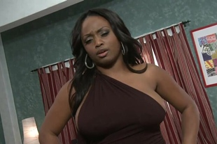 Jada Fire · Big Beautiful Black Woman Knows How to Please Her Man