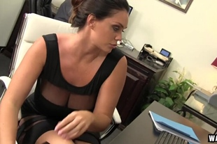 Alison Tyler · Such Amazing Eye Candy At Such A Small Office in HD