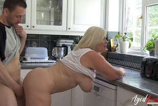 AgedLovE Lacey Starr Hardcore Busty Mature Chick