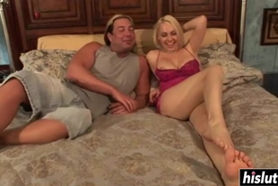 Lucky guy gets to fuck two girls
