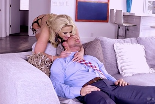 Phoenix Marie · Busty Blonde Fucked In All Holes