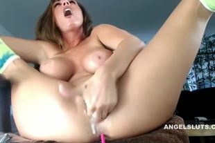 I Make My Pussy Squirt At Least Once A Day