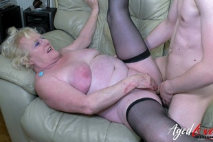 AgedLovE · Mature Claire Knight and Chris
