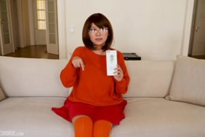 555858 Sugarcookie Velma Dinkley Cosplay