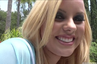 Jessie Rogers Anal With An Oil Change