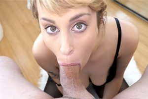 604791 Big Tit Blonde Maxim Law Pov Blowjob