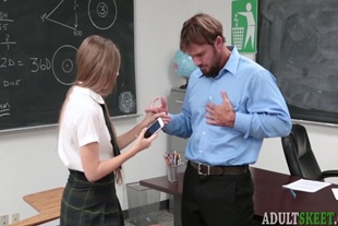 Alyce Anderson Teacher Had A Thick Cock