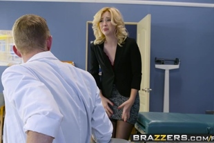Doctors Without Boners scene starring Samantha Rone and
