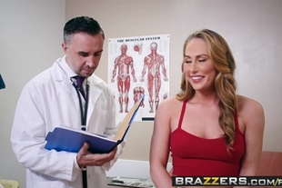 The Placebo scene starring Carter Cruise and Keiran Lee