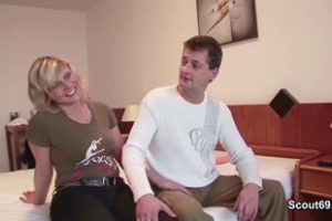 640559 German Mom And Dad Make Porn Casting For Money