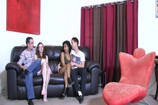 Jay Taylor · Chad Diamond · Couple get home from dinner