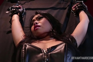 Cindy Starfall · Asian Submissive Obeys Her Master