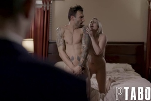 Cheating Wife Christie Stevens Gets Caught Fucking Husb