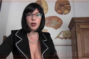MistressT · Premature Ejaculation Therapy Session 1
