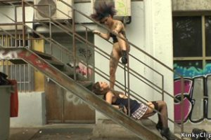 748965 Public Lezdom Pissing For Euro Slut