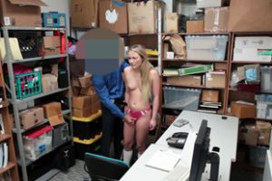 755994 Teen In Uniform Fucked For Stealing