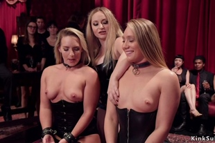 Hot asses lesbians anal fucked at orgy