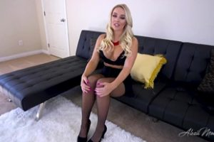 794743 Alexismonroe 19 01 17 Pantyhose Pleasure