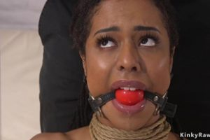 794824 Life Coach Anal Fucks Tied Up Ebony